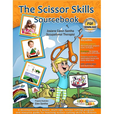 The Scissor Skills Sourcebook (ENGLISH PDF FILE DOWNLOAD)