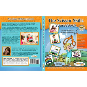 The Scissor Skills Sourcebook (Printed Book)