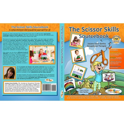 The Scissor Skills Sourcebook (Printed Book) SOLD OUT