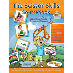 The Scissor Skills Sourcebook (ENGLISH PRINTED BOOK)