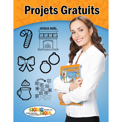Projets Gratuits : activités de découpage reproductibles