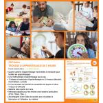 Trousse pédagogique téléchargeable d'apprentissage de la lecture de l'heure sur l'horloge